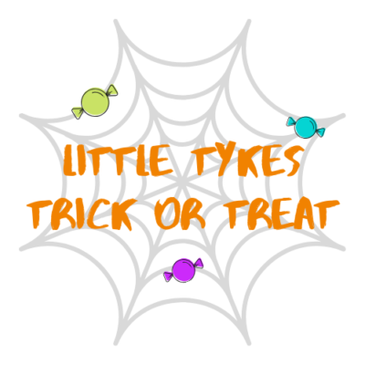 Little Tykes Trick or Treat